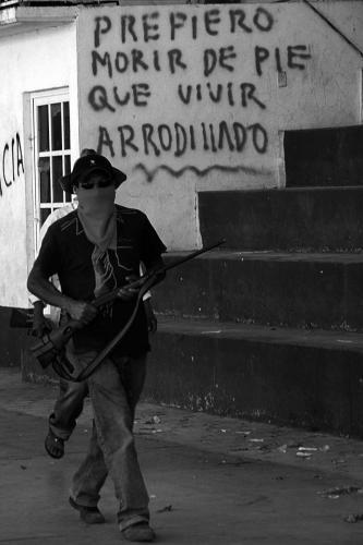 Santos Reyes Nopala-Autodefensas 11 febrero 2013