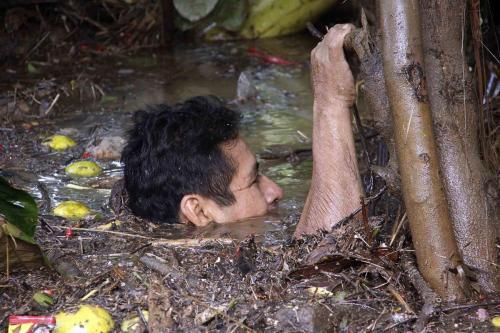 INUNDACIONES-Colonia la septima- Río los perros Juchitán Oax