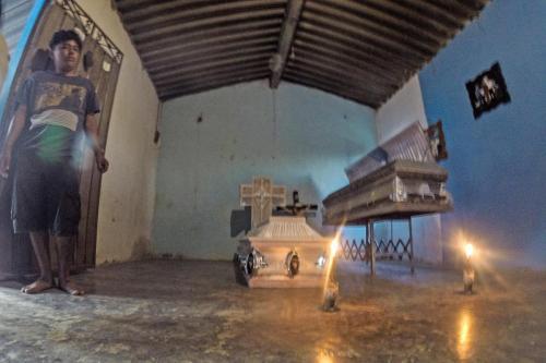 9 Trajedia en Jamiltepec Oax.