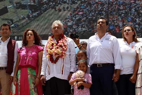 Cierra campaña AMLO-Oaxaca.1