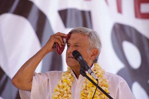 López Obrador-Salina Cruz, Oax.5