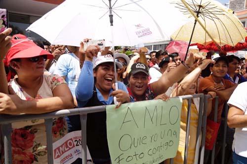 López Obrador-Salina Cruz, Oax.3