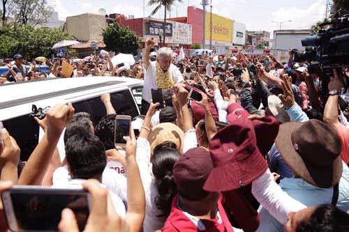 López Obrador-Salina Cruz, Oax.2