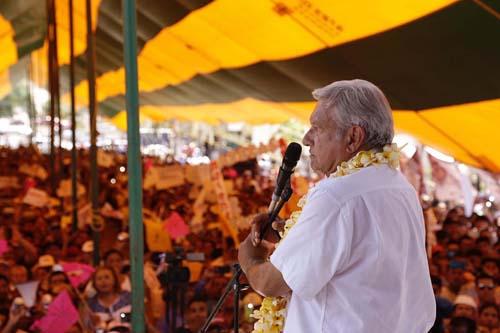 López Obrador-Salina Cruz, Oax.