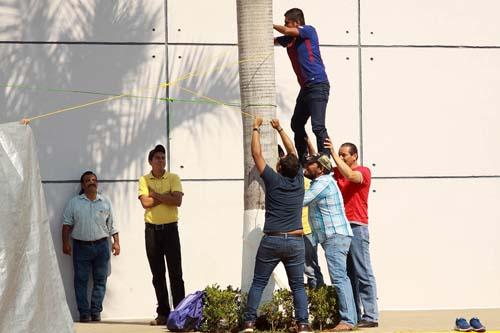 Maestros-movilizaciones en Oaxaca.7