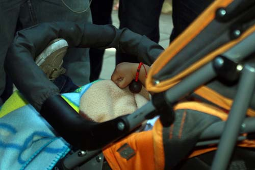 Madre de joven muerta en hospital.3