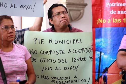Protesta sesión de Cabildo.1