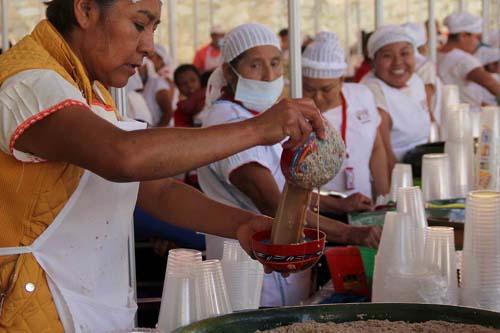 Feria del Tejate y tamal.1