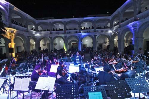 Concierto-Bellas artes.