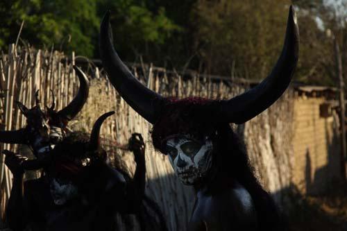 Los Diablos de Tilcajete.8