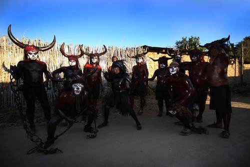 Los Diablos de Tilcajete.7