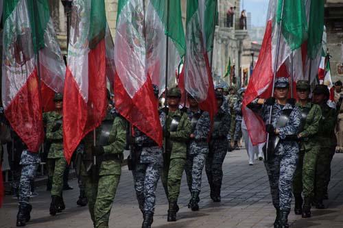 Desfile cívico-militar. Oax.8