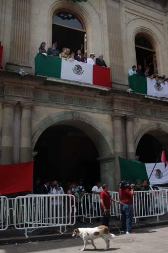 Desfile cívico-militar. Oax.11