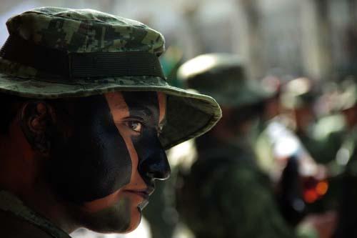 Desfile cívico-militar. Oax.5