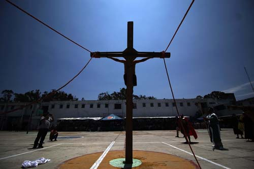 Penal-Ixcotel-Pasión de Cristo.8
